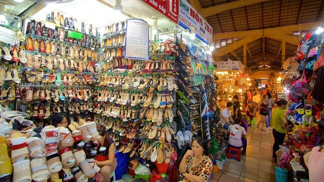 Top Places for Shopping in Ho Chi Minh