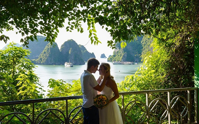 Top activities for Honeymooners during a private tour in Vietnam