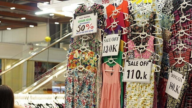 Top Places for Shopping in Ho Chi Minh 3