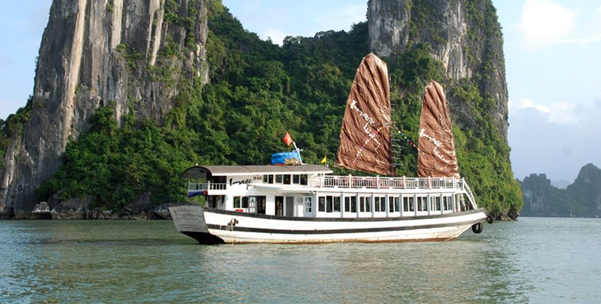 Image Cruise Halong (Day Cruise)