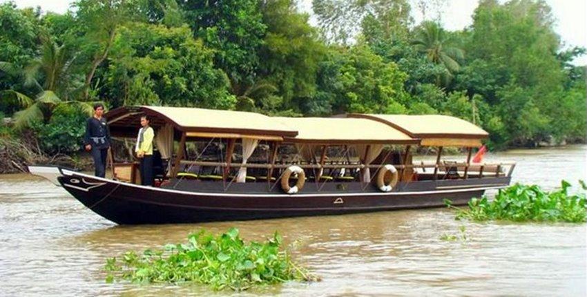 Cai Be Princess (Day Boat / Cruise) - Cai Be