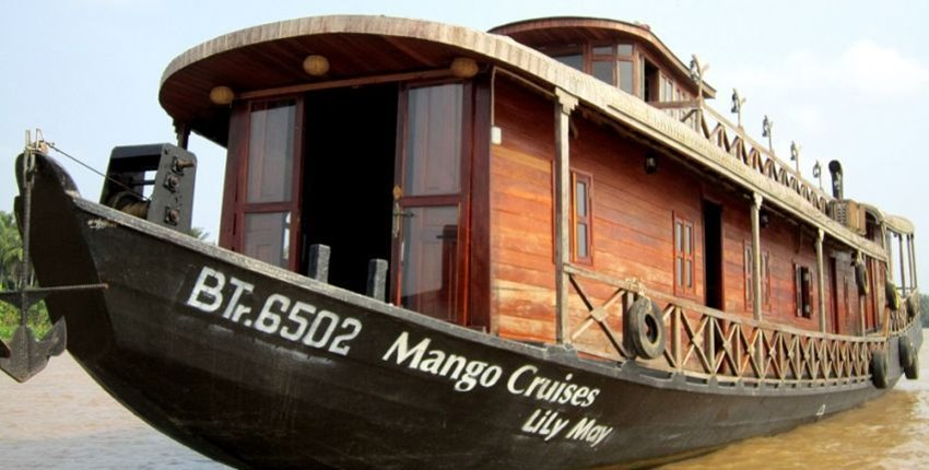 Lily May - Mango Cruises