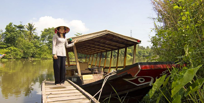 Mekong Eco Tour - (Day Boat / Cruise) - Cai Lay - Tien Giang