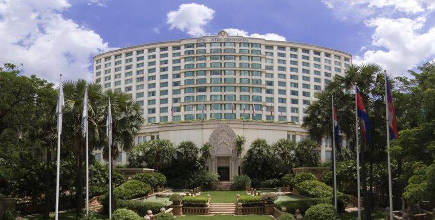 Intercontinental Phnom Penh Hotel