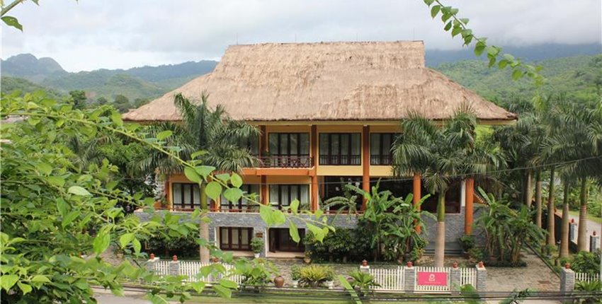 Mai Chau Lodge Resort