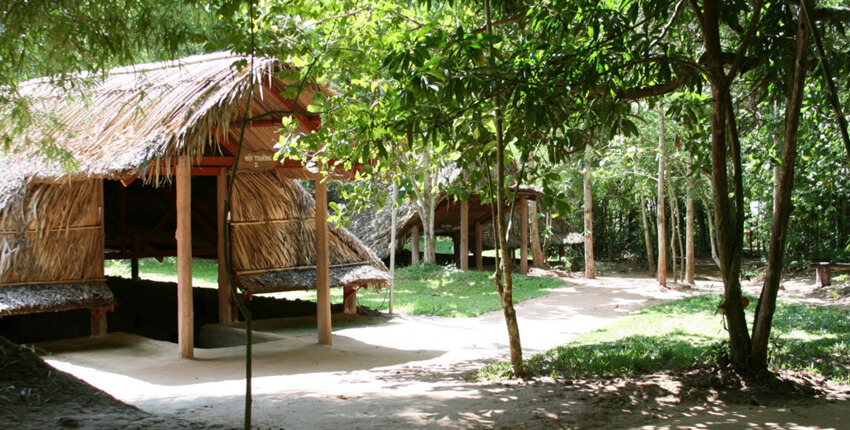 Cu Chi Tunnels Tour - By Private Car
