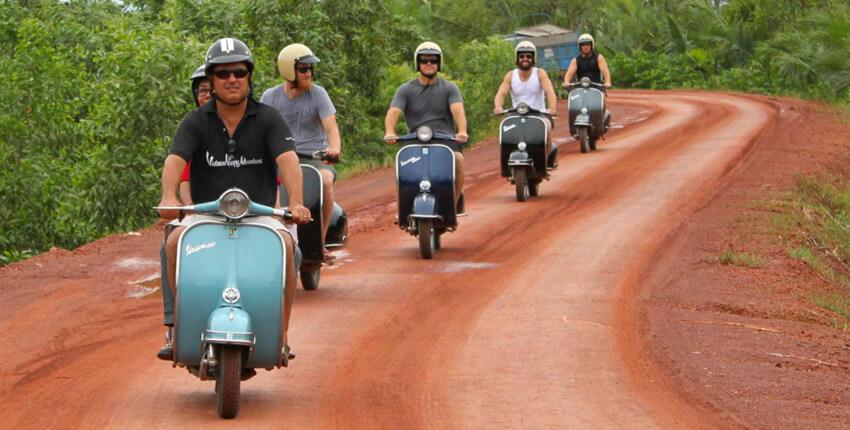 Mekong Delta Day Trip by Motorbike