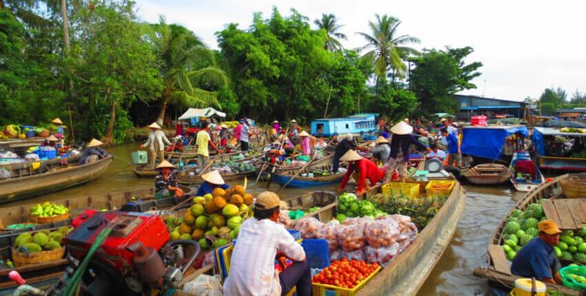 Mekong Delta River Tour - 7 Days / 6 Nights