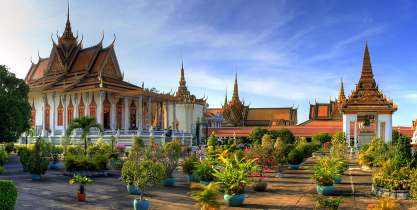 Southern Vietnam and Cambodia Tour - 15 Days