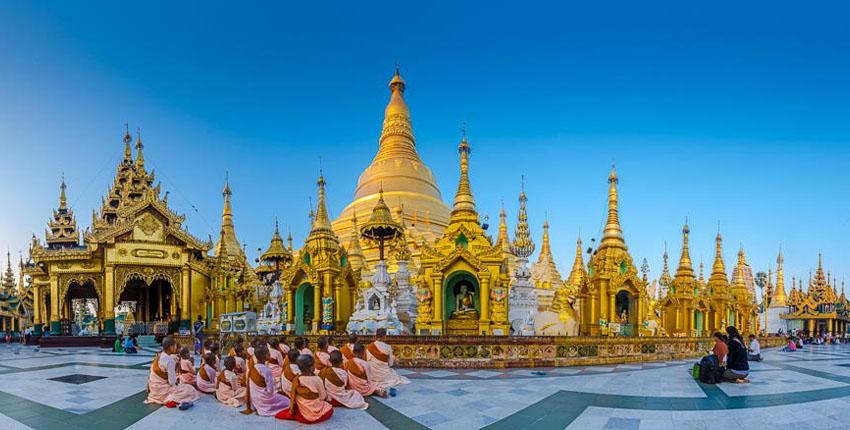 Myanmar Package Tour - 7 Days / 6 Nights