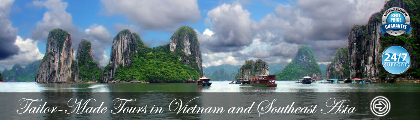 Customize a Favourite Holiday in Vietnam & Southeast Asia