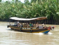 Nam Bo Tourist (Day Boat / Cruise) - Ben Tre