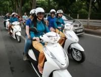 Hanoi Street Food Tour by Motorbike