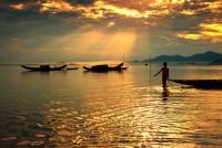 Hue Half Day Tour ● Handicraft Village & Tam Giang Lagoon