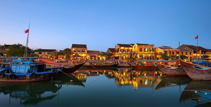 Vietnam Free And Easy Holiday