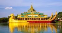 Day 08: Yangon Departure (B)