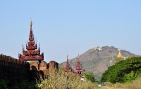 Day 03: Mandalay- Bagan (304 Km, 5 Hours 30 Mins) (B)
