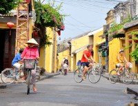 Day 7: Hoi An biking tour (B, L)