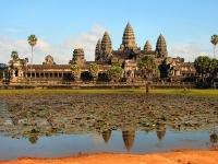 Day 5: Luang Prabang - Siem Reap - Visit Angkor Wat (B/L)