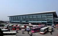 Bus from Hanoi Railway Station to Noi Bai Airport