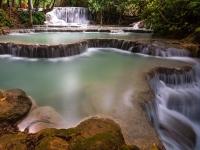 Day 10: Luang Prabang – Khuang Sy Waterfall (B,L)