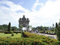 Day 1: Vientiane arrival
