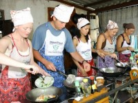 Day 6: Chiang Mai cooking with locals (B,L)