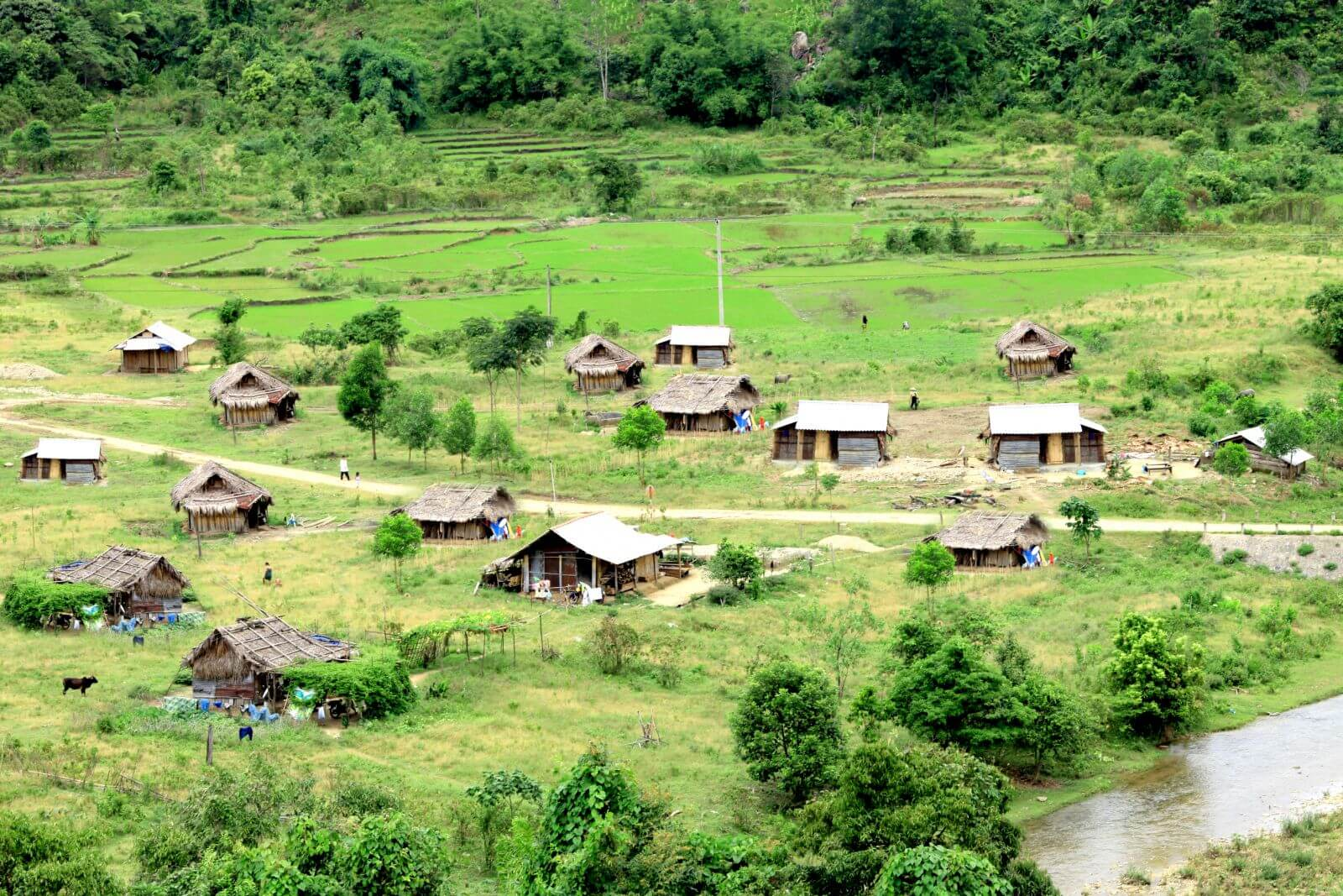 A Luoi Village – A Brand New Destination for Ecological Travel in Hue, Vietnam 1