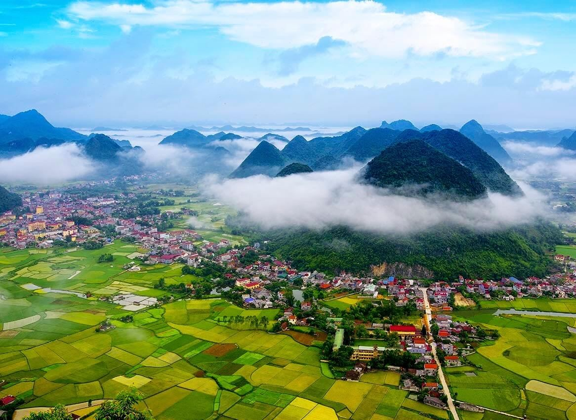 Bac Son Valley and Halong Bay in 5 Days 4 Nights