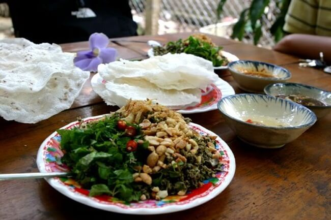 Dishes in Hoi An 5