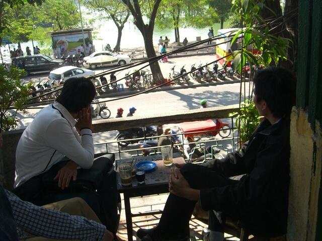 Best Cafes in Hanoi Old Quarter 2