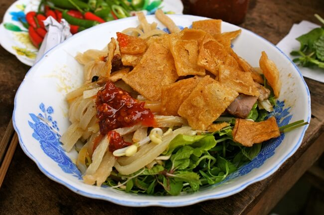 Dishes in Hoi An 3