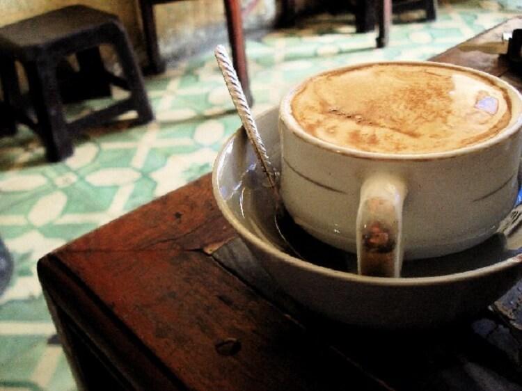 Best Cafes in Hanoi Old Quarter 1