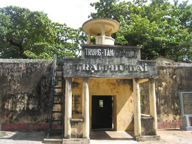 Image result for côn đảo prison