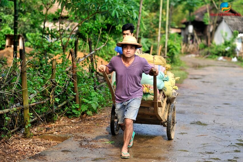 Daily Life in Mai Chau 10