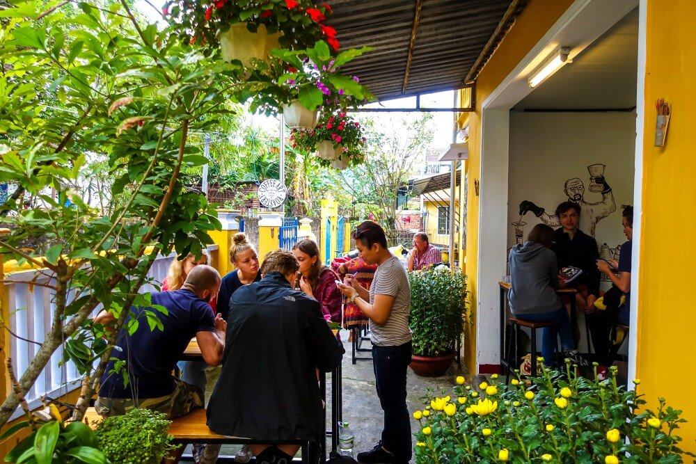 Best Cafes in Hoi An 1