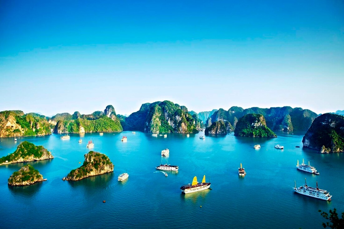 Destinations for Summer in Vietnam