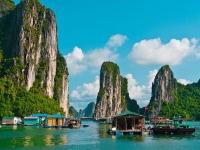 Day 1: Hanoi – Halong Bay (L,D)
