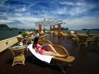 Day 3: Halong Bay – Hanoi – Danang – Hoian (B)