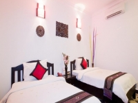 Boutique Bungalow Twin/Double Room