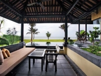 Two Bedroom Beach Front Pool Villa