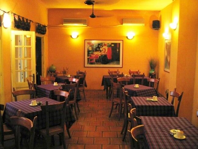 Italian restaurants in Hanoi 9