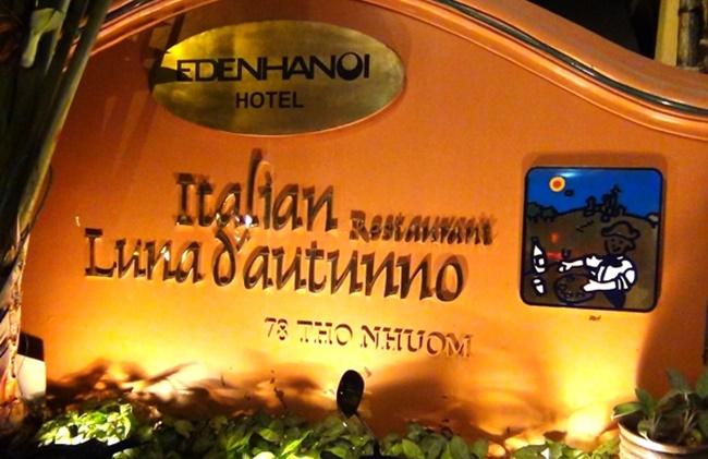 Italian restaurants in Hanoi 7