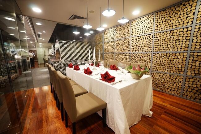 Italian restaurants in Hanoi 3