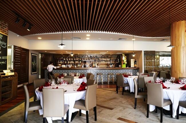 Italian restaurants in Hanoi