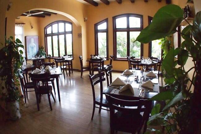 Italian restaurants in Hanoi 5