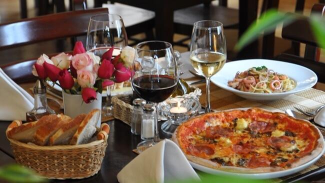 Italian restaurants in Hanoi 6