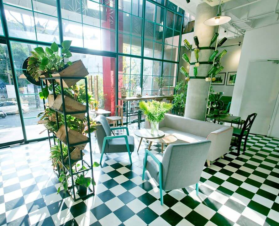 Best Cafes in Ho Chi Minh City 4