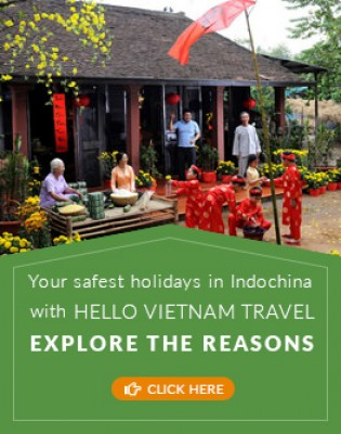 Safest Holidays With Hello Vietnam Travel