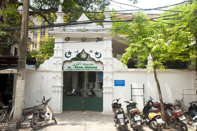 Mosque for Muslims in Hanoi